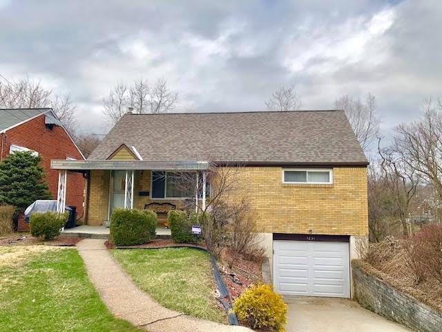 1031 Ardmore Manor Drive, Braddock Hills, PA 15221 (MLS #1326074) :: Keller Williams Pittsburgh