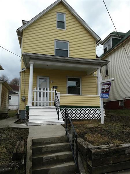 523 Franklin Ave, Ellwood City - Law, PA 16117 (MLS #1326080) :: Keller Williams Pittsburgh