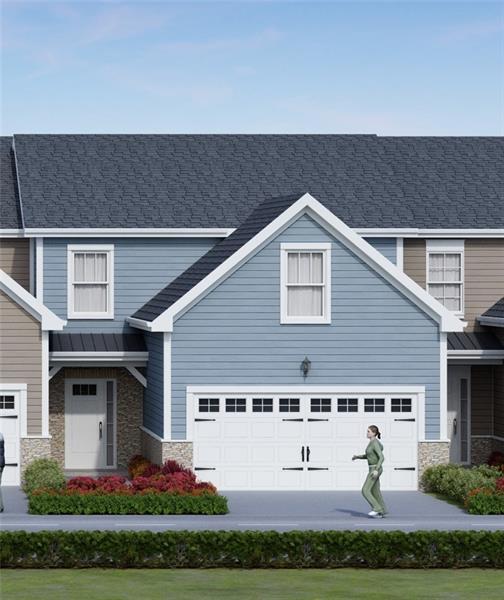 2013 Cool Springs Drive Lot 17, Bethel Park, PA 15102 (MLS #1326486) :: Keller Williams Pittsburgh