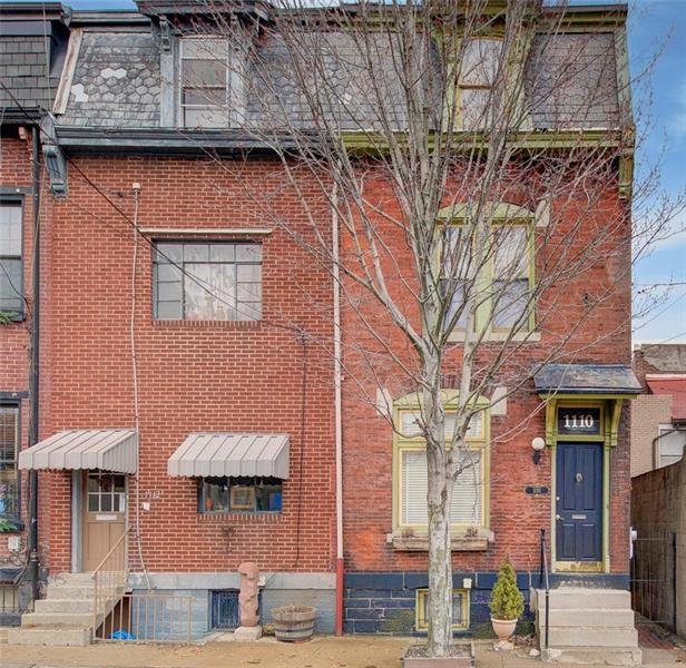 1110 Sherman Ave, Central North Side, PA 15212 (MLS #1327268) :: Keller Williams Pittsburgh