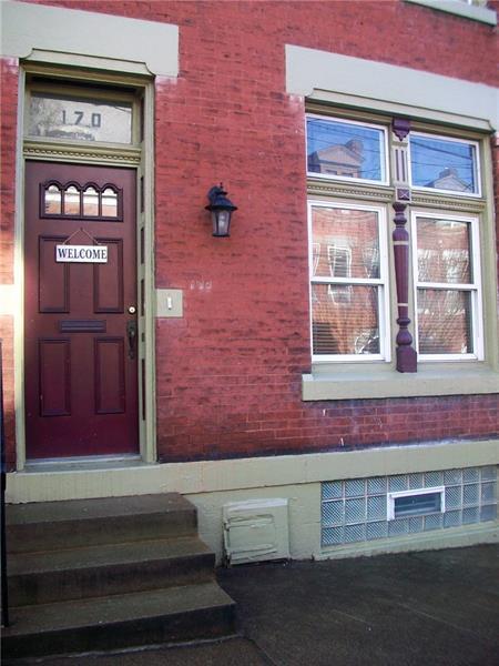 170 Home St, Lawrenceville, PA 15201 (MLS #1327450) :: Keller Williams Pittsburgh