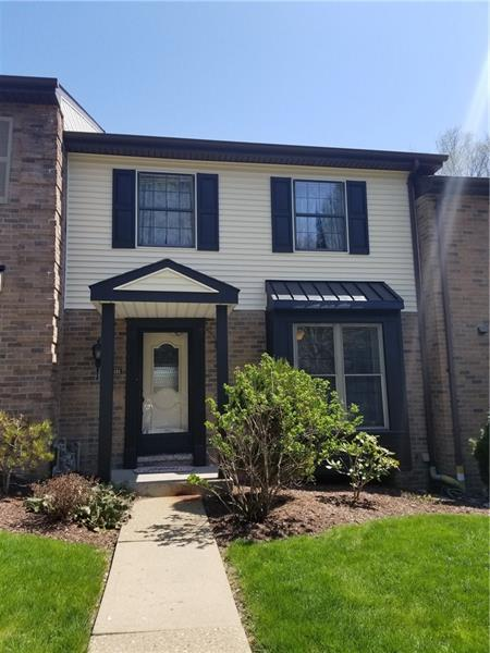 406 Edgetree, Murrysville, PA 15668 (MLS #1335100) :: Keller Williams Realty