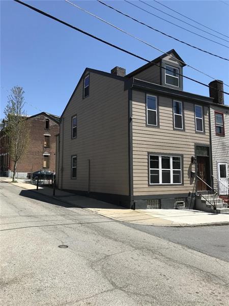 1538 Monterey Street, Central North Side, PA 15212 (MLS #1335271) :: Keller Williams Pittsburgh