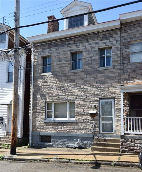 3943 Howley St, Lawrenceville, PA 15224 (MLS #1339273) :: Keller Williams Pittsburgh