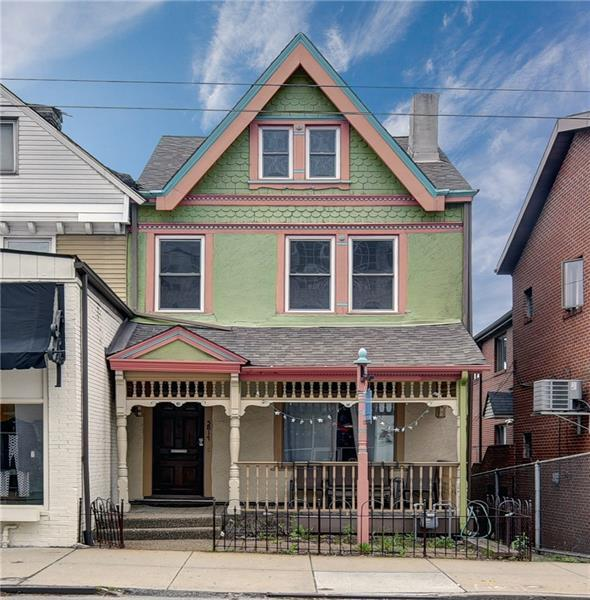 5817 Ellsworth Ave, Shadyside, PA 15232 (MLS #1339325) :: Keller Williams Pittsburgh
