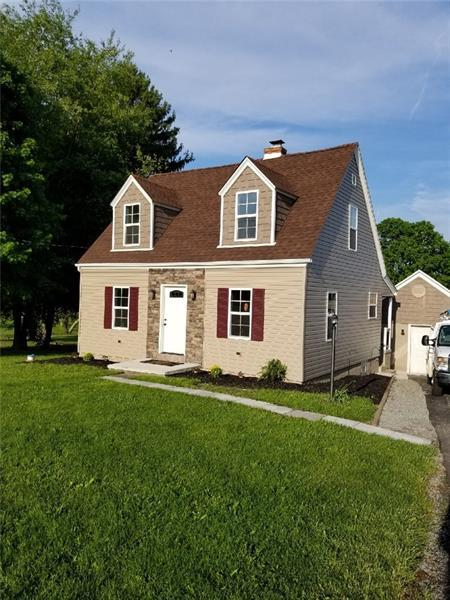 342 Hannastown Rd, Salem Twp - Wml, PA 15601 (MLS #1339467) :: Keller Williams Pittsburgh
