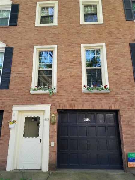 916 Bellefonte St, Shadyside, PA 15232 (MLS #1339550) :: Keller Williams Pittsburgh