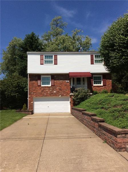 460 Niagara Drive, North Huntingdon, PA 15642 (MLS #1339608) :: Keller Williams Pittsburgh