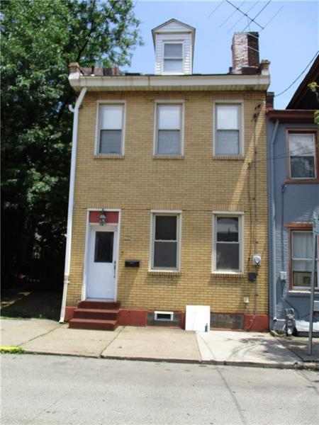 105 S 15th Street, South Side, PA 15203 (MLS #1346566) :: Keller Williams Realty
