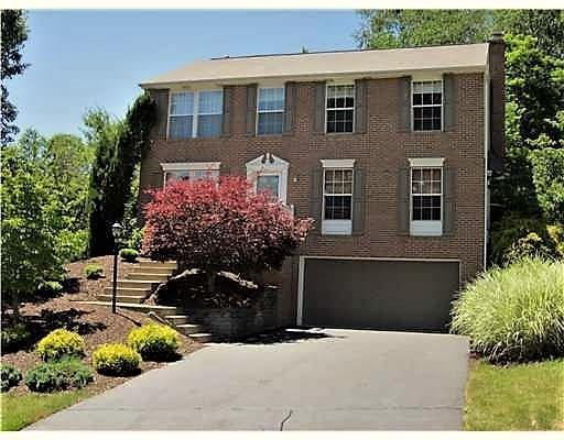 103 Pine Creek Dr, Peters Twp, PA 15367 (MLS #1346696) :: Keller Williams Realty