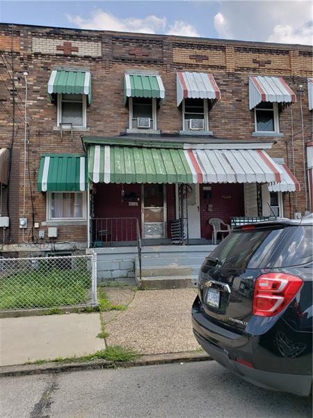 212 W Elizabeth St, Hazelwood, PA 15207 (MLS #1346713) :: REMAX Advanced, REALTORS®