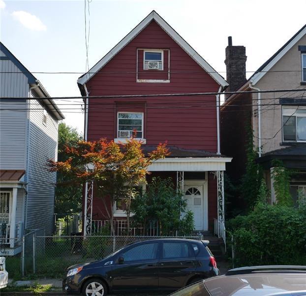 3614 Frazier St, Oakland, PA 15213 (MLS #1347835) :: Keller Williams Pittsburgh