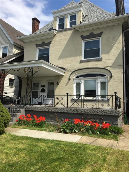 415 S Winebiddle St, Friendship Park, PA 15224 (MLS #1349132) :: Keller Williams Pittsburgh