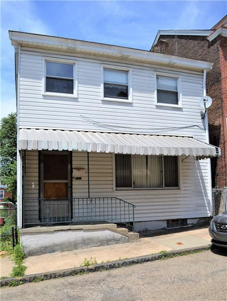 4211 Calvin Street Fl. 2, Lawrenceville, PA 15201 (MLS #1349625) :: Keller Williams Pittsburgh