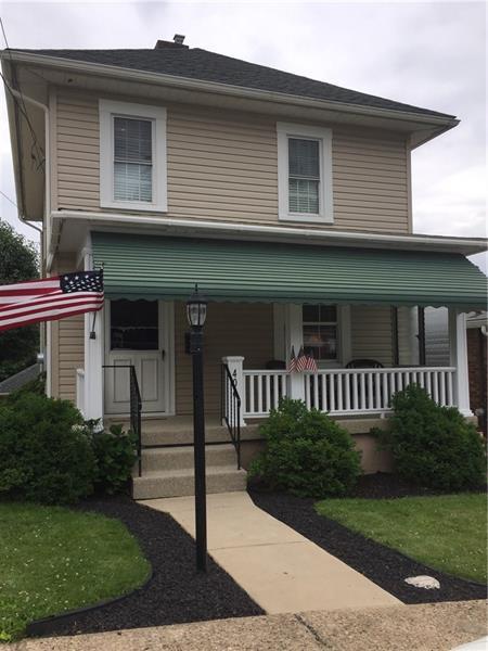 406 Welker St, Jeannette, PA 15644 (MLS #1349667) :: Keller Williams Pittsburgh