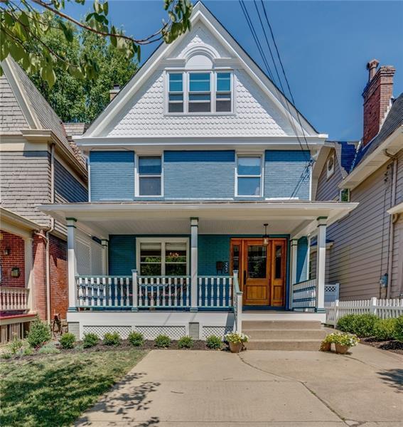 525 Straight St., Sewickley, PA 15143 (MLS #1350813) :: Keller Williams Realty