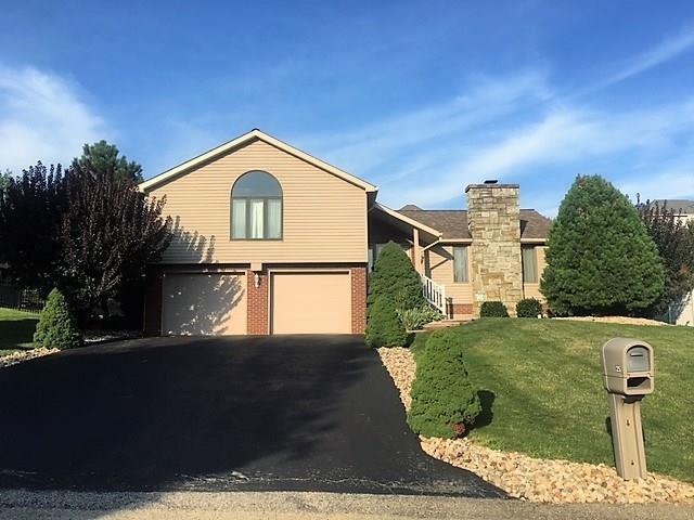25 Timber Trail Drive, Hempfield Twp - Wml, PA 15601 (MLS #1352364) :: Keller Williams Pittsburgh