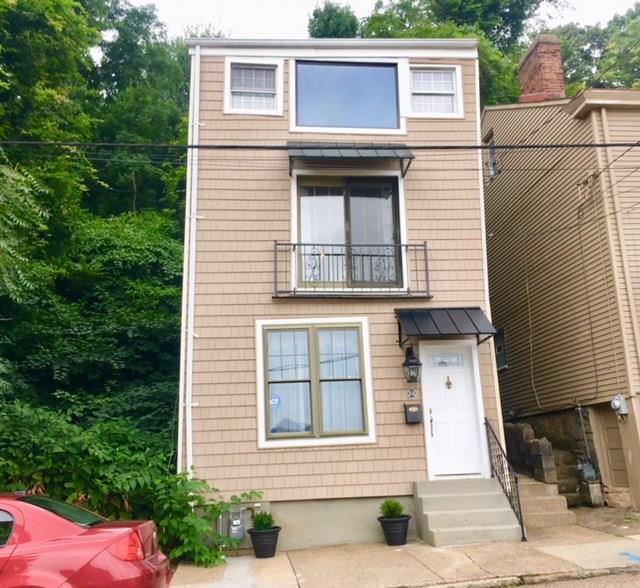 206 East Jefferson, Central North Side, PA 15212 (MLS #1352943) :: REMAX Advanced, REALTORS®