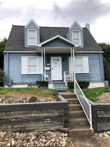 707 Ash Street, Jeannette, PA 15644 (MLS #1353991) :: Keller Williams Realty