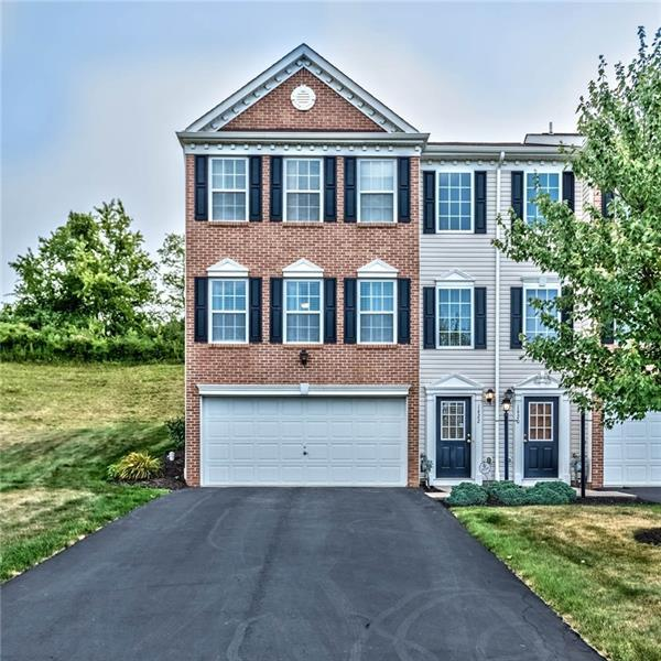 1622 Brandtview Court, Franklin Park, PA 15090 (MLS #1354909) :: Keller Williams Realty