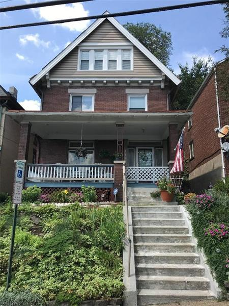 113 Lenox Ave, Forest Hills Boro, PA 15221 (MLS #1358889) :: Broadview Realty