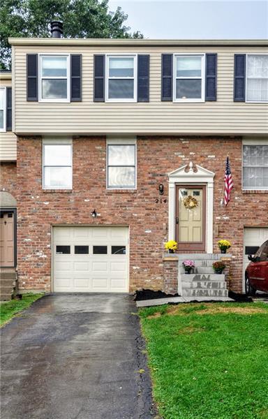 214 Quail Run Rd, Peters Twp, PA 15367 (MLS #1359399) :: Keller Williams Pittsburgh