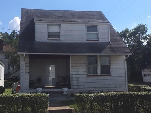 1233 Main St, Aliquippa, PA 15001 (MLS #1360996) :: Keller Williams Pittsburgh