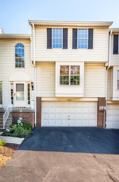 483 Shadywood Drive, Penn Hills, PA 15235 (MLS #1361512) :: Keller Williams Pittsburgh