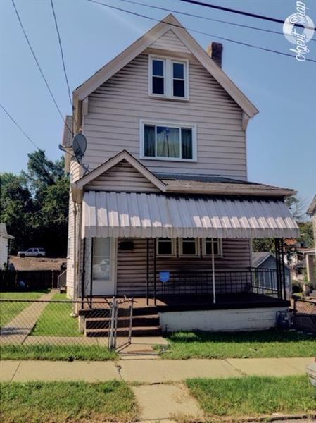 1716 Soles St, Mckeesport, PA 15132 (MLS #1361577) :: Keller Williams Realty