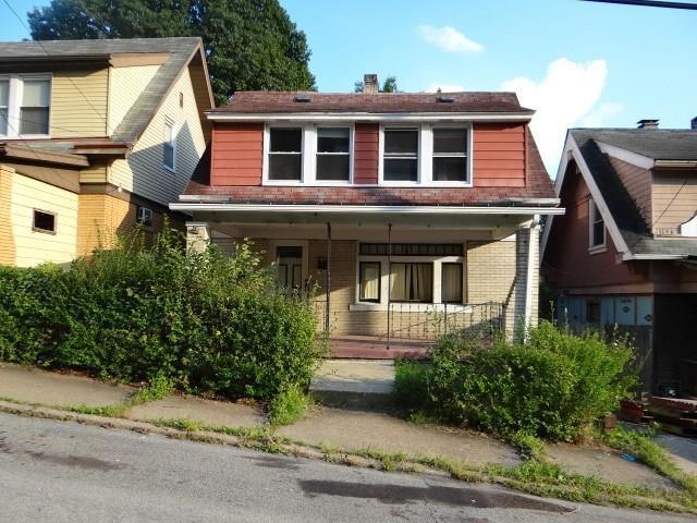 1314 Woodlawn Ave, Wilkinsburg, PA 15221 (MLS #1361659) :: Keller Williams Pittsburgh
