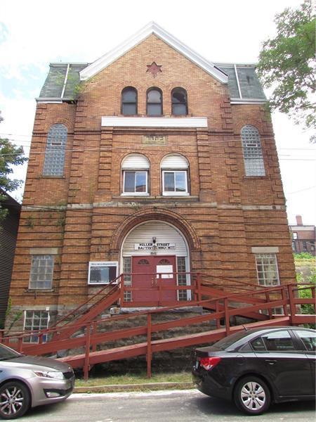 346 Miller St, Hill District, PA 15219 (MLS #1361810) :: Keller Williams Pittsburgh