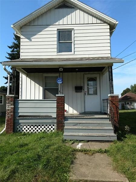 1228 Finch St, New Castle/4Th, PA 16101 (MLS #1364861) :: Keller Williams Pittsburgh