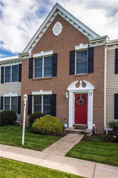 23 Castleview Drive, Kennedy Twp, PA 15136 (MLS #1365338) :: Keller Williams Pittsburgh