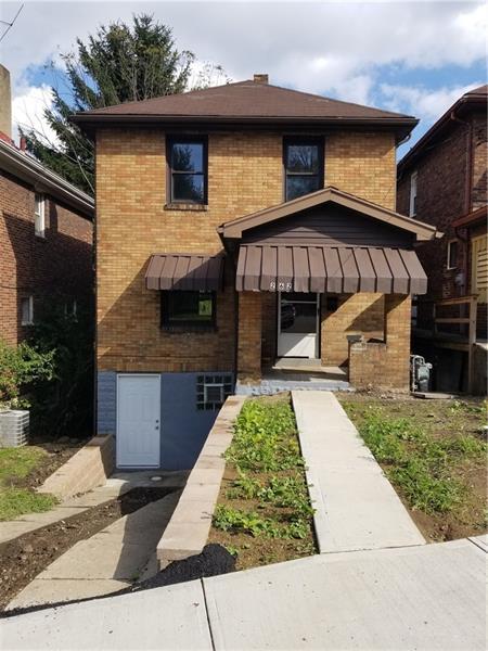 262 Parkfield Street, Carrick, PA 15210 (MLS #1365981) :: REMAX Advanced, REALTORS®