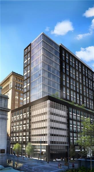 350 Oliver Avenue #1105, Downtown Pgh, PA 15222 (MLS #1368462) :: REMAX Advanced, REALTORS®