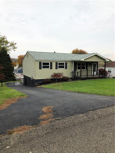 255 Wren Drive, Hempfield Twp - Wml, PA 15601 (MLS #1369085) :: Broadview Realty