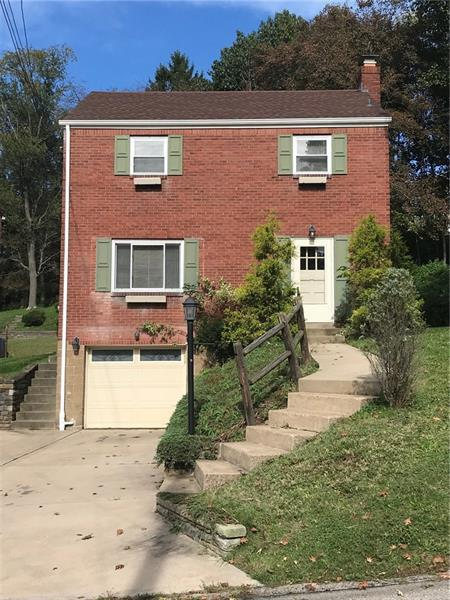 507 Haverhill Rd, Baldwin Twp, PA 15228 (MLS #1370340) :: Keller Williams Pittsburgh