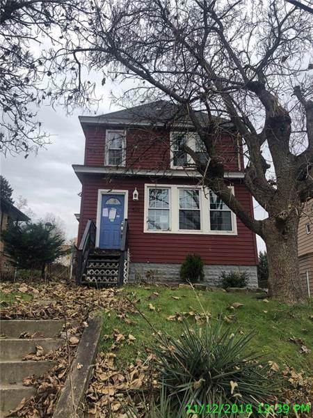 514 Friday Rd, Shaler, PA 15209 (MLS #1372131) :: Keller Williams Realty