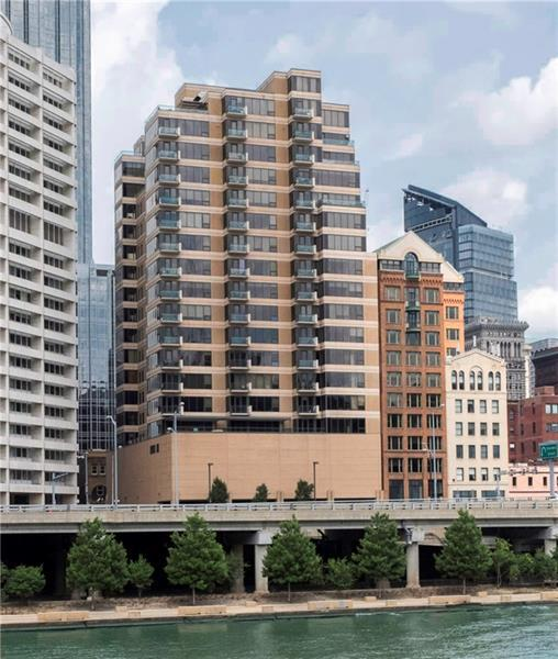 151 Fort Pitt Boulevard #1701, Downtown Pgh, PA 15222 (MLS #1373831) :: The SAYHAY Team