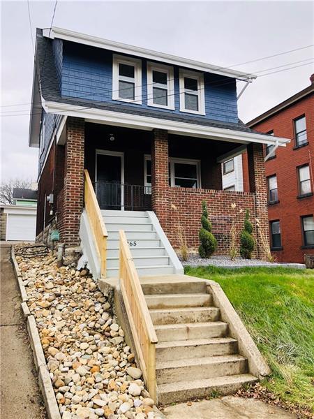 1265 Benton Ave, Brighton Heights, PA 15212 (MLS #1374671) :: REMAX Advanced, REALTORS®