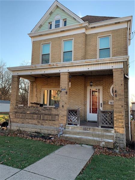 1027 Stratmore Ave, Ingram, PA 15205 (MLS #1379178) :: REMAX Advanced, REALTORS®