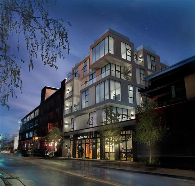 2554 Smallman Street #301, Downtown Pgh, PA 15222 (MLS #1379785) :: REMAX Advanced, REALTORS®