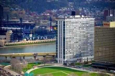 320 Fort Duquesne Blvd 14K, Downtown Pgh, PA 15222 (MLS #1379907) :: The SAYHAY Team