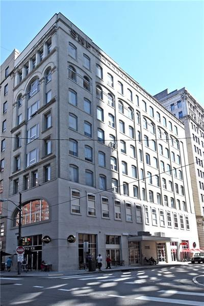 11 5th Ave #801, Downtown Pgh, PA 15222 (MLS #1380125) :: REMAX Advanced, REALTORS®