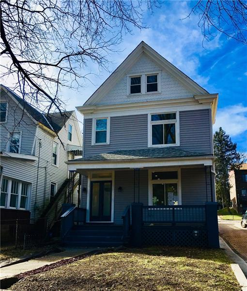 319 West, Regent Square, PA 15221 (MLS #1381200) :: Broadview Realty