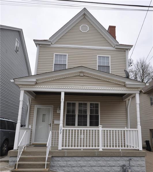 177 Plymouth Street, Mt Washington, PA 15211 (MLS #1381553) :: REMAX Advanced, REALTORS®