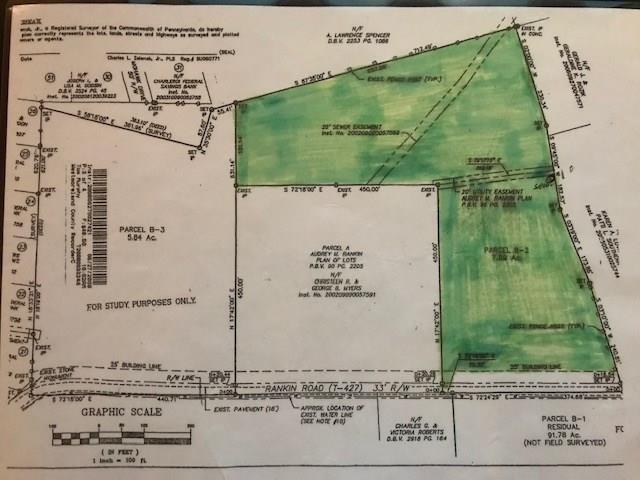 Lot B-2 Rankin Rd, Rostraver, PA 15012 (MLS #1381555) :: REMAX Advanced, REALTORS®