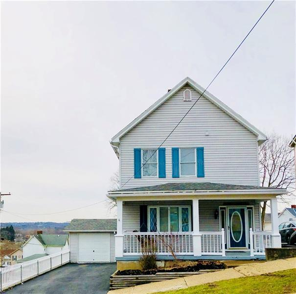 31 Cleveland, Manor, PA 15665 (MLS #1381564) :: The SAYHAY Team