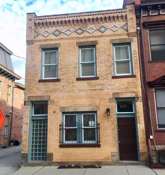 516 East North Ave, Central North Side, PA 15212 (MLS #1382482) :: Broadview Realty