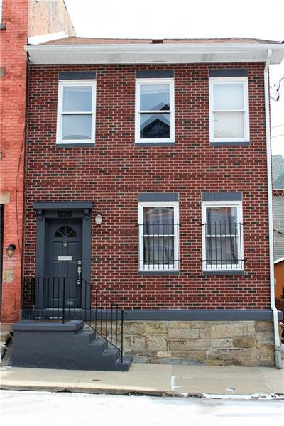 1226 Sherman Ave, Central North Side, PA 15212 (MLS #1383330) :: Keller Williams Realty